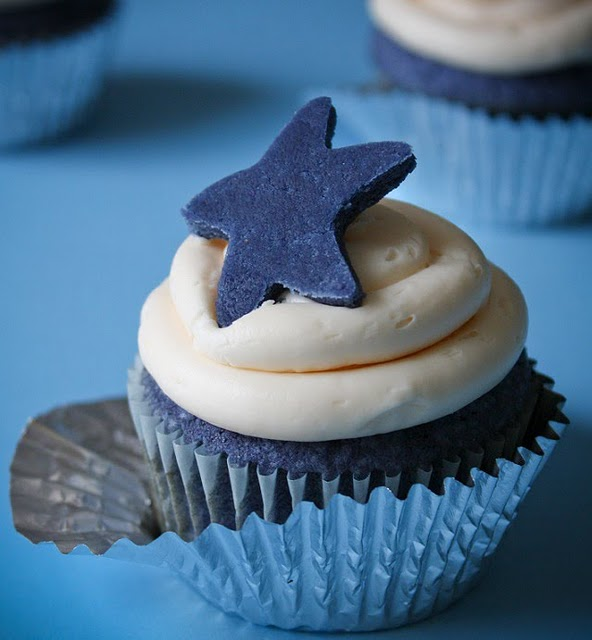 Blue Cupcake Images : 301 Moved Permanently