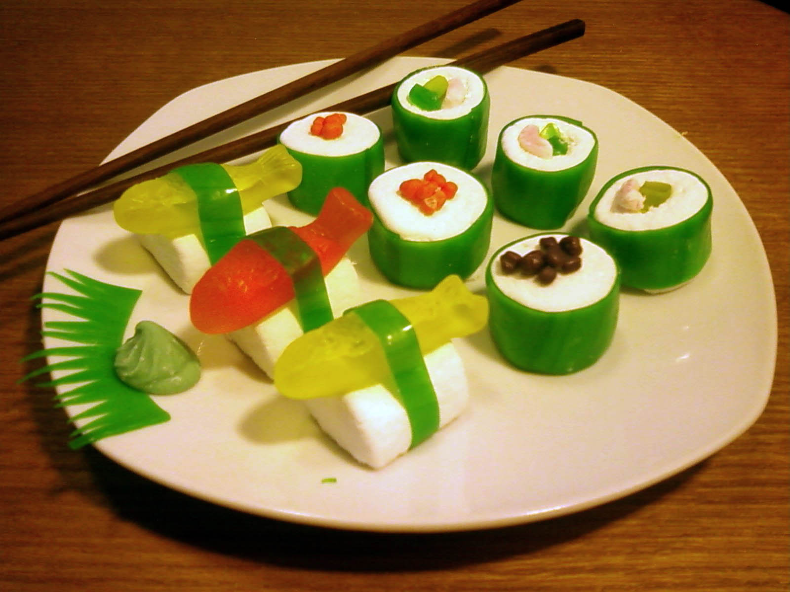Crafts To Eat With Swedish Fish