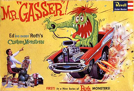 Ed Big Daddy Roth Monsters That Mean Business Superradnow