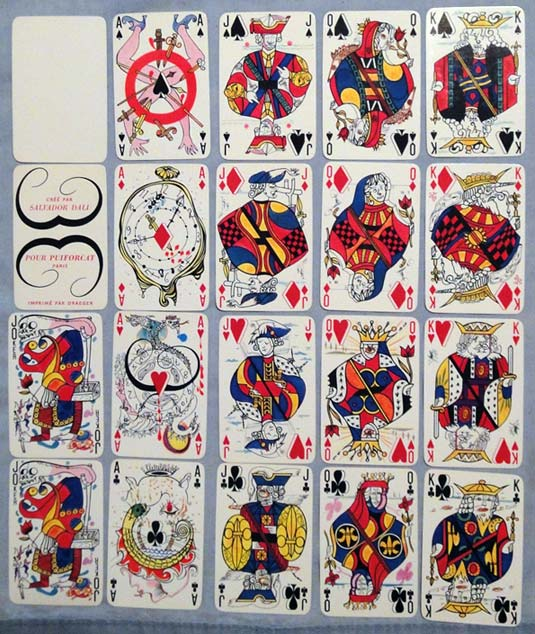 Dali poker