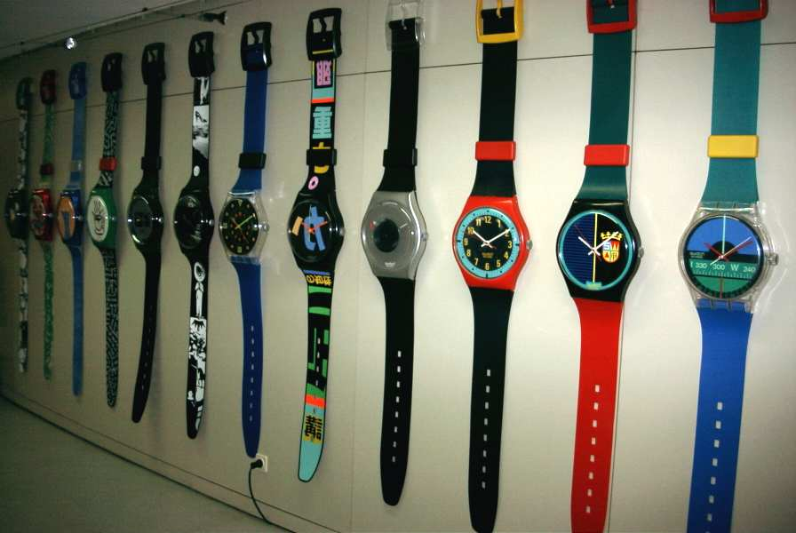 Retro Wednesday The Awesomeness Of Swatch Superradnow