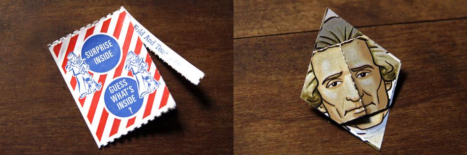 original cracker jack prizes