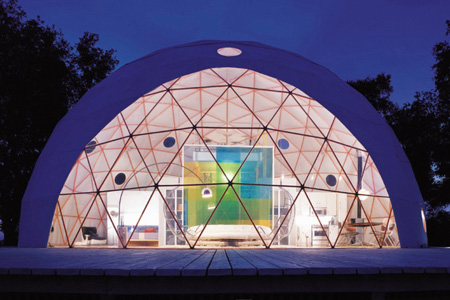 Geodesic Domes Are Rad Superradnow