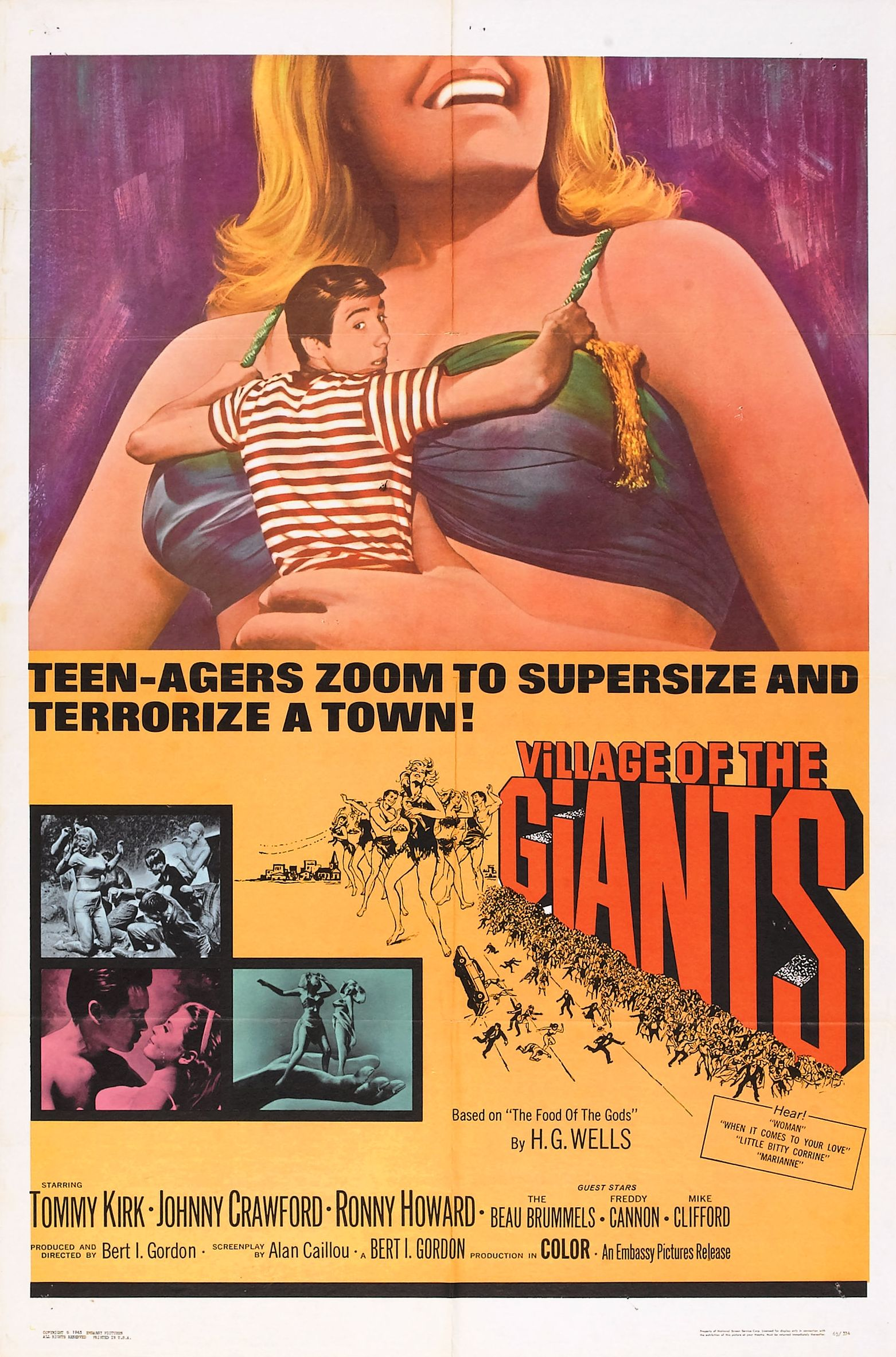 ... but I am always a fan of campy teen movies from any decade.