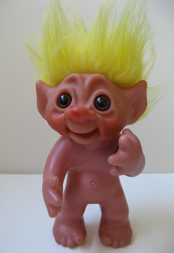 1990s Troll Dolls A troll timeline.