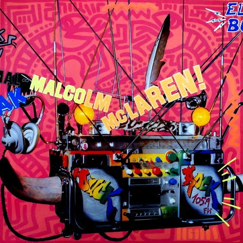 The Cool Of Malcolm Mclaren Duck Rock Superradnow
