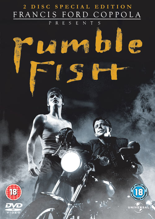 Rumble fish superradnow for Rumble fish novel