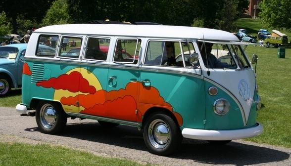 hippie bus superradnow. Black Bedroom Furniture Sets. Home Design Ideas