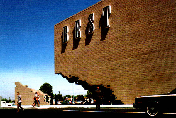 Postmodernism best products site architecture superradnow for Architecture sites