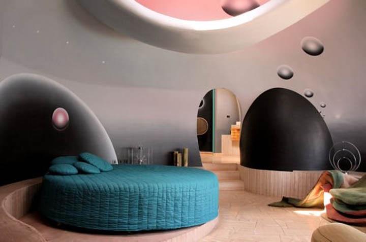 Pierre Cardin S Palais Bulles A K A The Bubble Palace