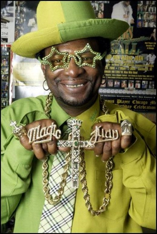 Don Magic Juan 70s The Bishop Don Magic Juan