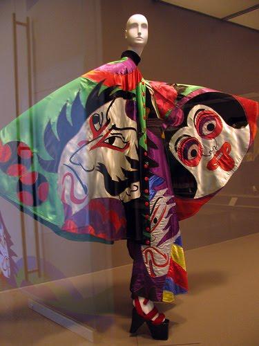 Kansai Yamamoto Fashion In Motion: Avante Garde Fashion
